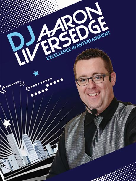 DJ Aaron Liversedge