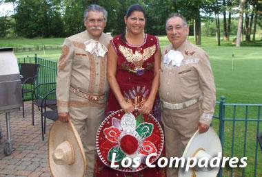 Live Bands - Los Compadres