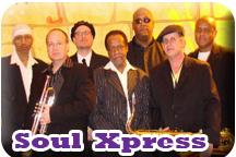 Live Bands - Soul Xpress