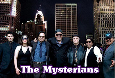 Live Bands - The Mysterians