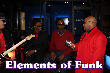 Live Bands - Elements of Funk