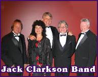 Live Bands - Jack Clarkson Band