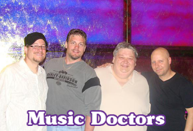 Live Bands - Music Doctors