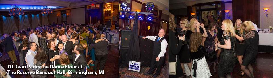 DJ Dean - Reserve Banquet Hall