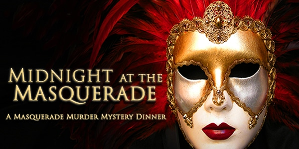 Midnight at the Masquerade Attend the Billionaires' Club Annual Masquerade Ball and get this soiree back on track by solving the crime before the masked menace gets away!