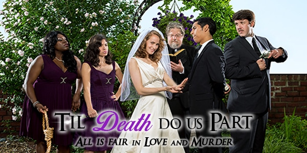 Til Death Do Us Part With a raging bride-zilla and an unenthused groom on the scene, it may be happily never after in this nuptial nightmare.