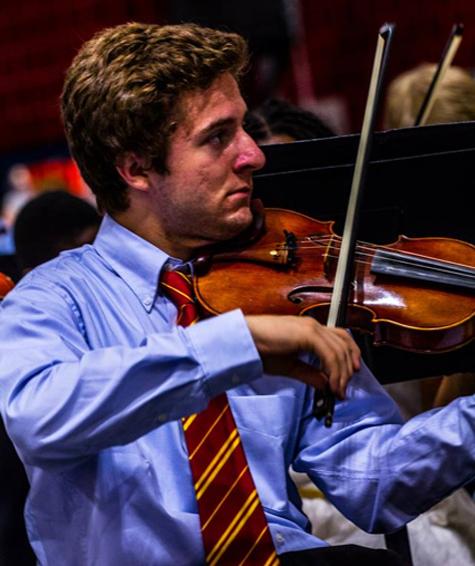 Nathan Bieber - Violinist