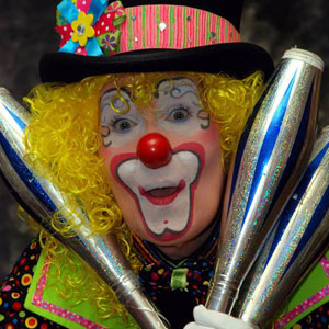 Jewls the Clown